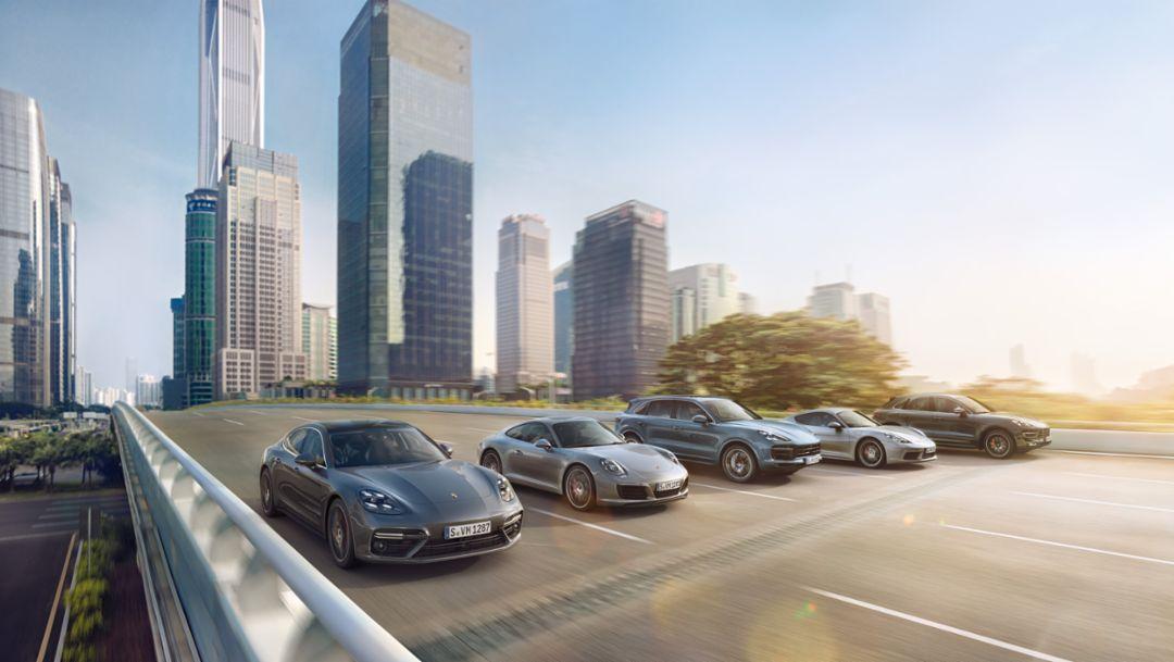 保时捷中国《关于降低汽车整车及零部件进口关税的公告》之价格调整声明