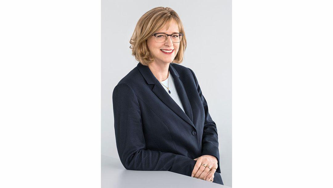 Hiltrud Werner, 2018, Porsche AG