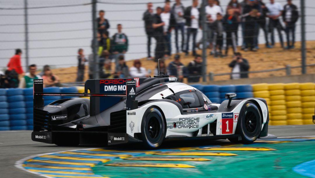 Porsche 919 Hybrid, WEC, Le Mans, 2016, Porsche AG