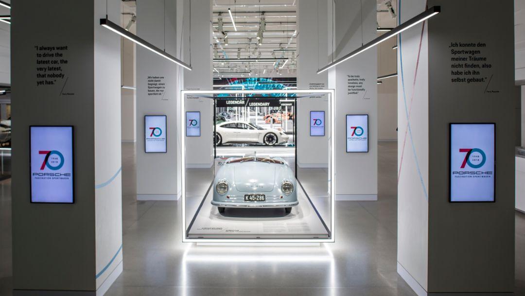 """356 """"Nr. 1"""", Berlin, 2018, Porsche AG"""