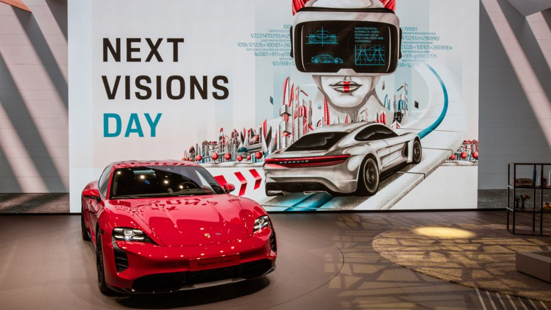Visions for the future and Esports at IAA 2019