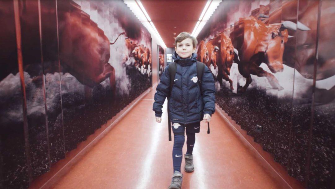 """""""Vorbilder im Verein"""" bei RB Leipzig"""