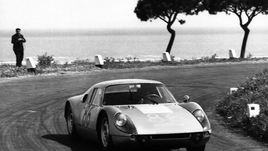 904 GTS, Targa Florio, 1964, Porsche AG