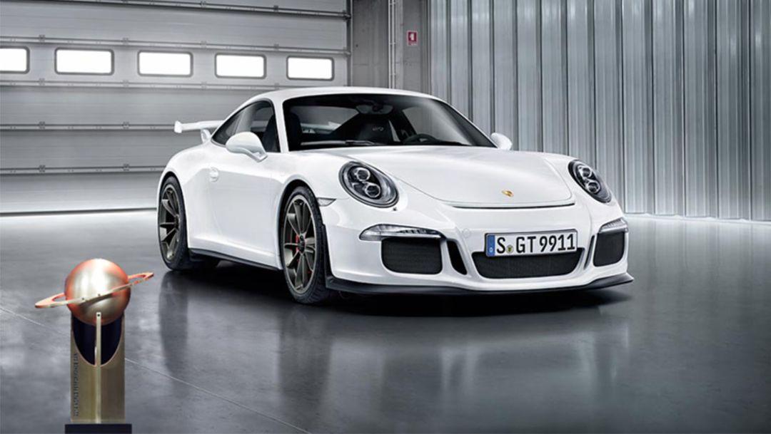 911 GT3, 2014, Porsche AG