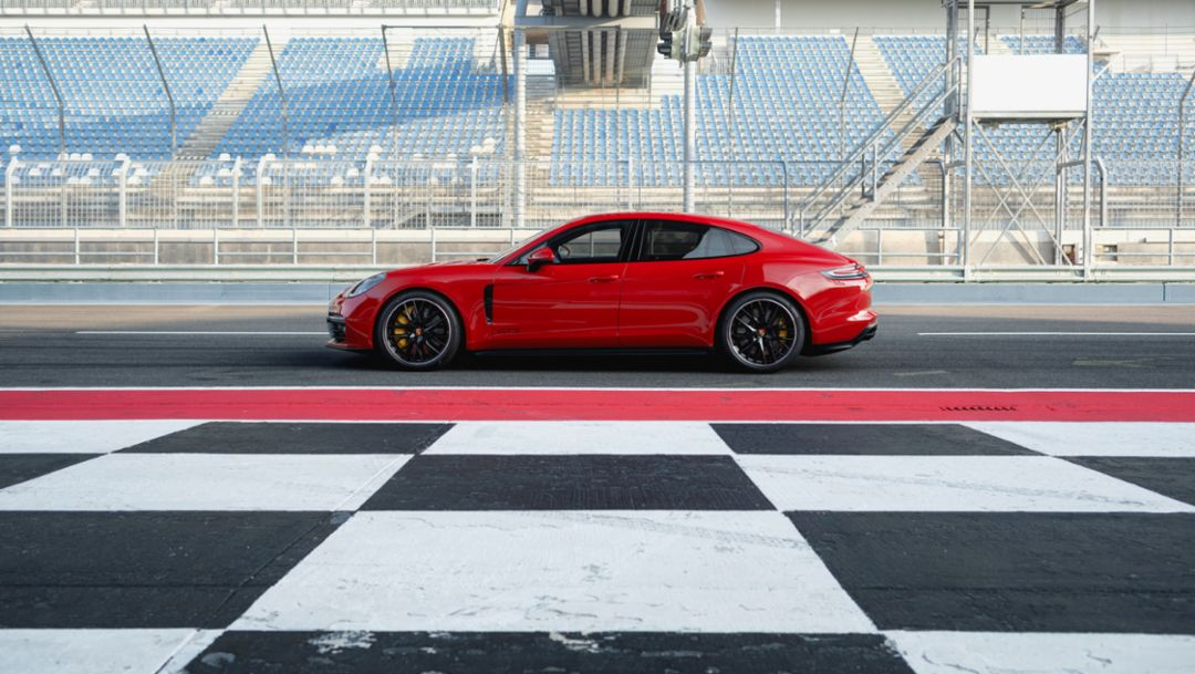 Panamera GTS, 2018, Porsche AG