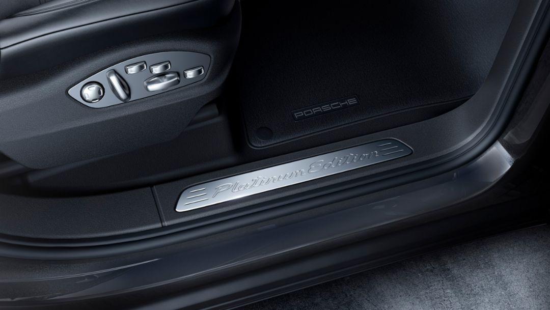 Porsche Cayenne Platinum Edition, 2016, Porsche AG
