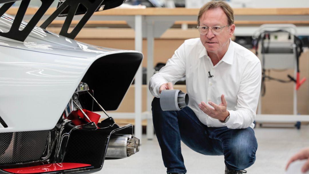 Grant Larson, Porsche Designer, 2019, Porsche AG