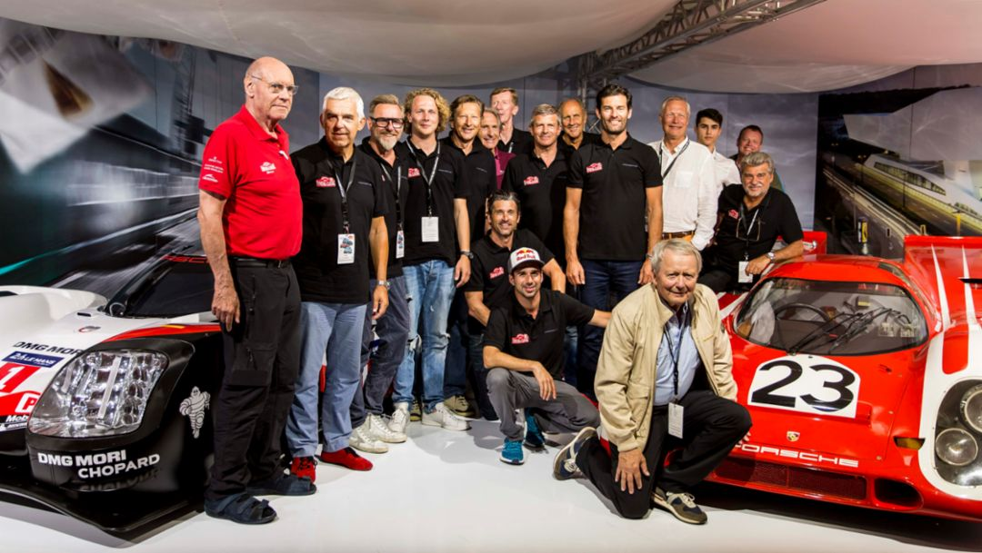 Team, Ennstal-Classic, 2017, Porsche AG