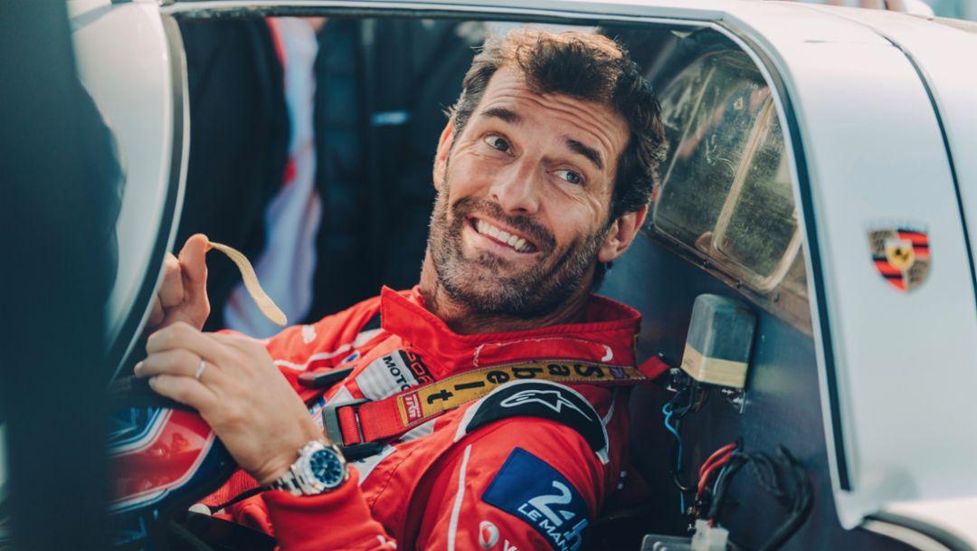 Mark Webber, 917, Goodwood paddock, 2019, Porsche AG