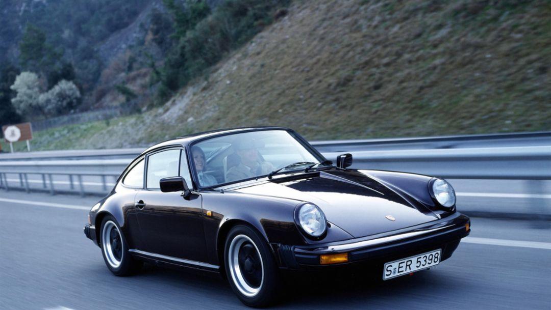 El modelo G: el 911 introduce innovaciones técnicas rápidamente