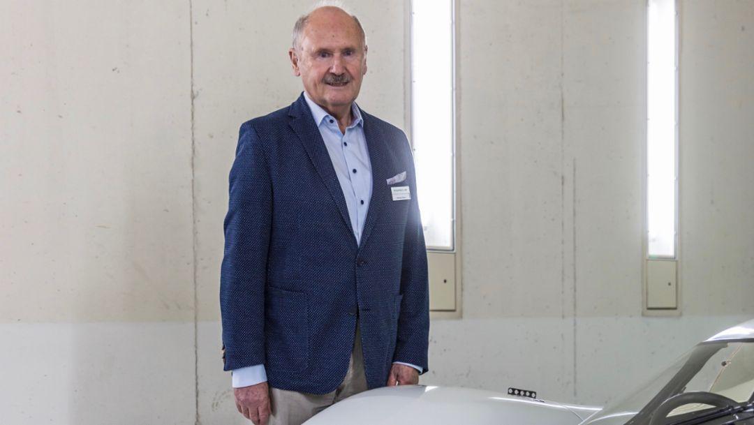 Hermann Burst, 2019, Porsche AG