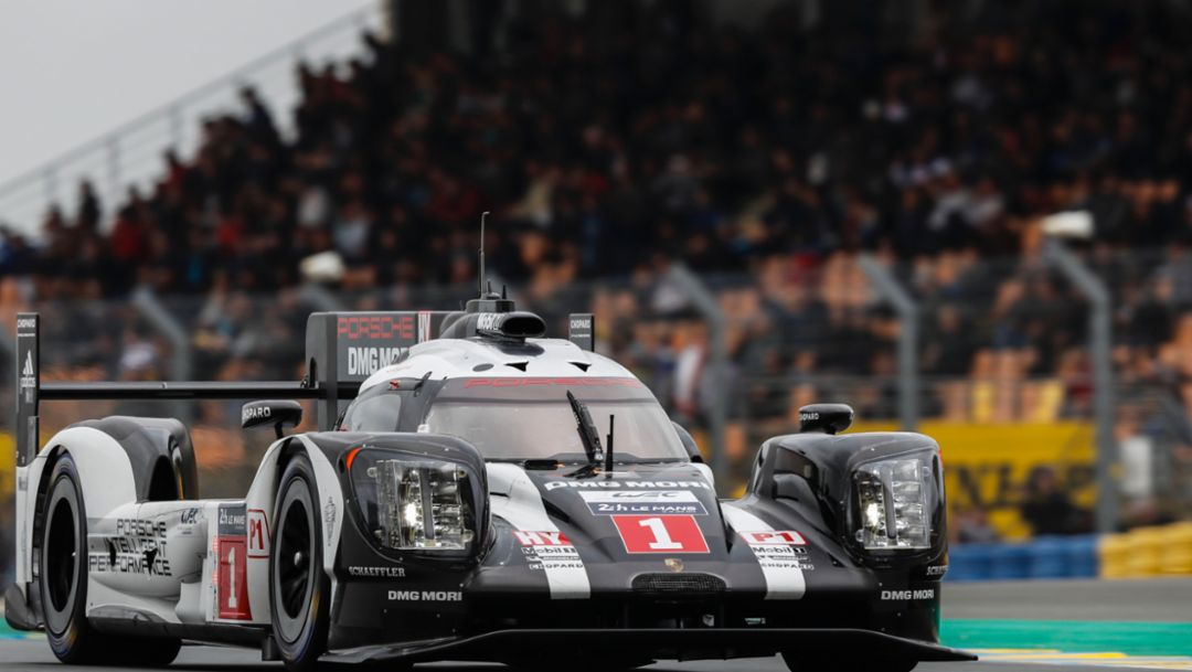 Coming up: 24 hours of Le Mans