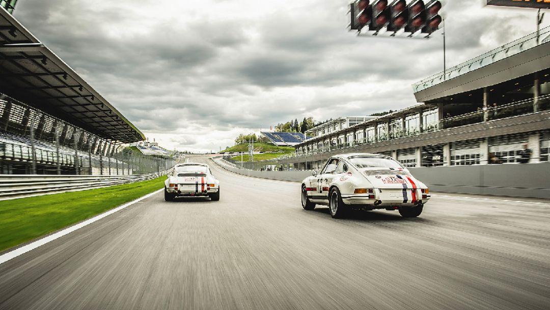 911 ST 2,3, Steiermark, 2018, Porsche AG