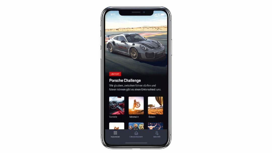 Porsche 360+, 2018, Porsche AG