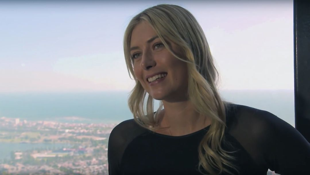 20 Questions With Maria Sharapova
