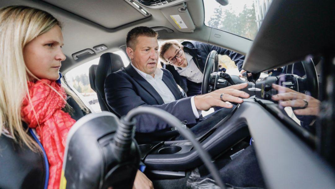 UX/UI team, 2019, Porsche AG