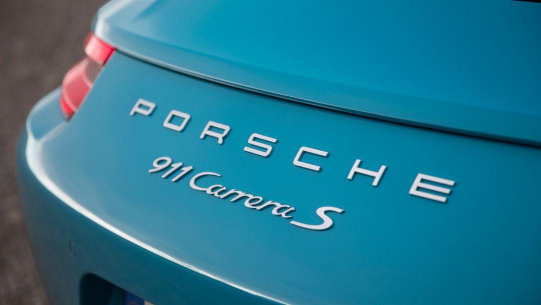 911 Carrera S, Teneriffa, 2015, Porsche AG