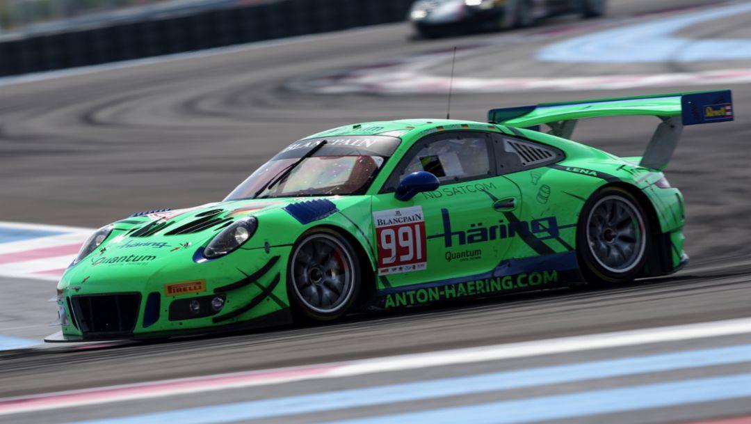 911 GT3 R, Herberth Motorsport, Le Castellet, 2018, Porsche AG