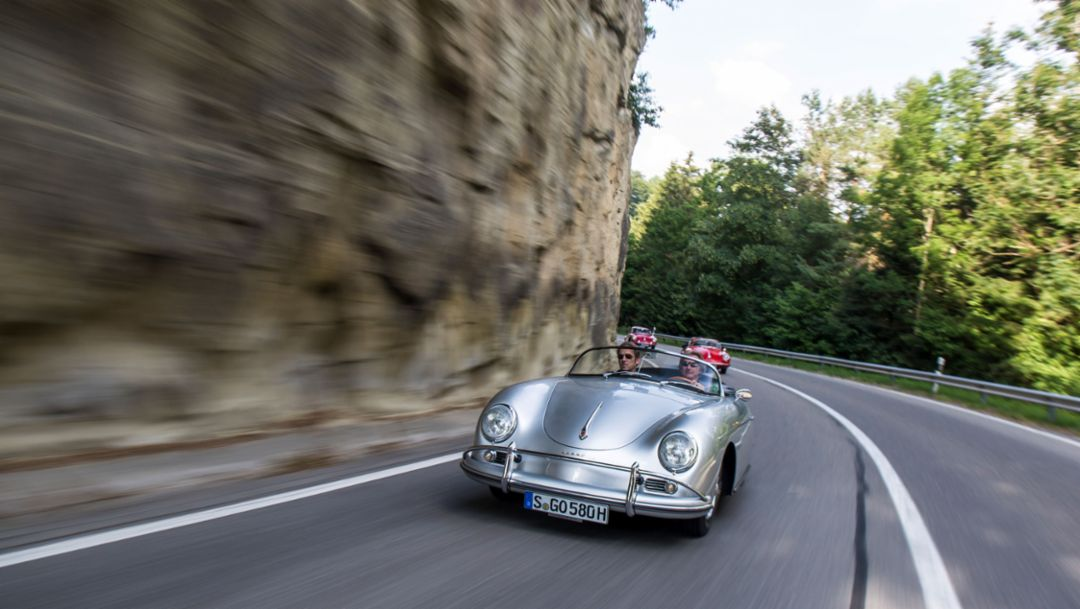 356 A 1600 S Speedster, Switzerland, 2018, Porsche AG