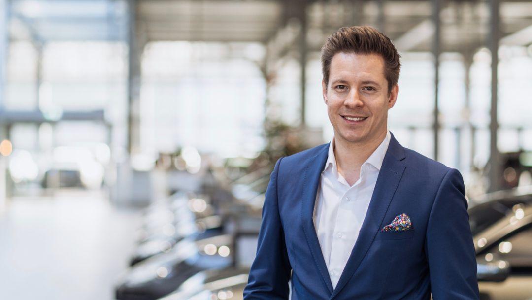 Neuer Geschäftsführer im Porsche Zentrum Berlin-Adlershof