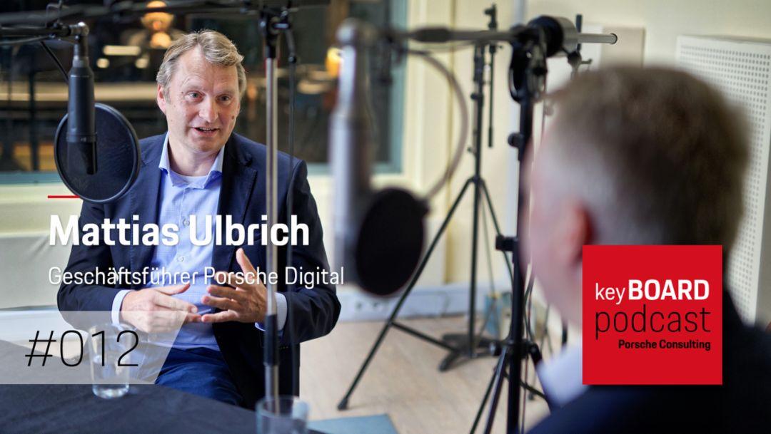Podcast: Wie digitale Lösungen die Porsche-Experience verändern