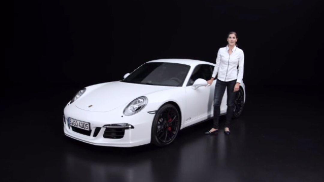 911 Carrera GTS, 2014, Porsche AG