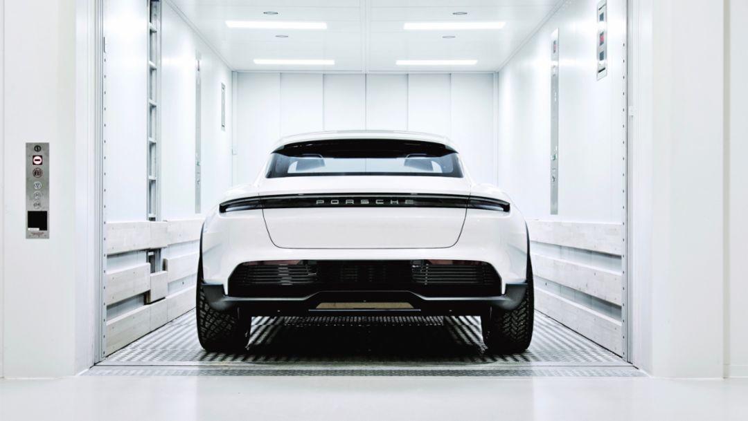 E-Design: The design of future Porsche e-models