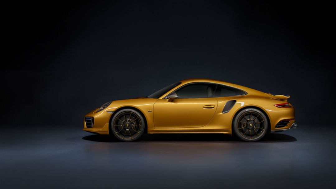 911 Turbo S Exclusive Series, 2017, Porsche AG
