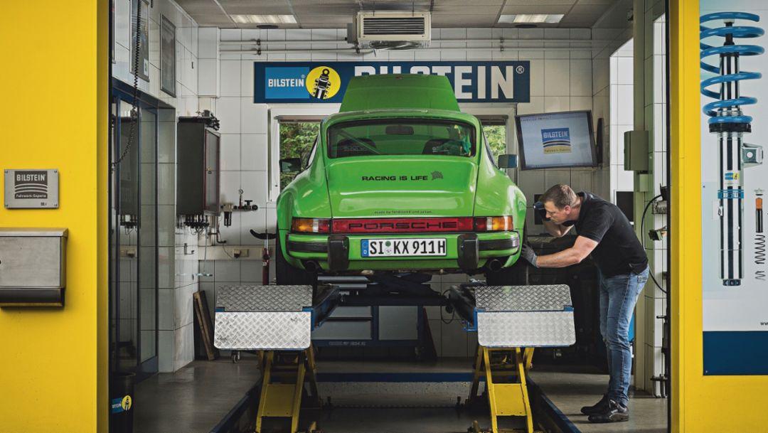 911 (model year 1978), 2017, Porsche AG