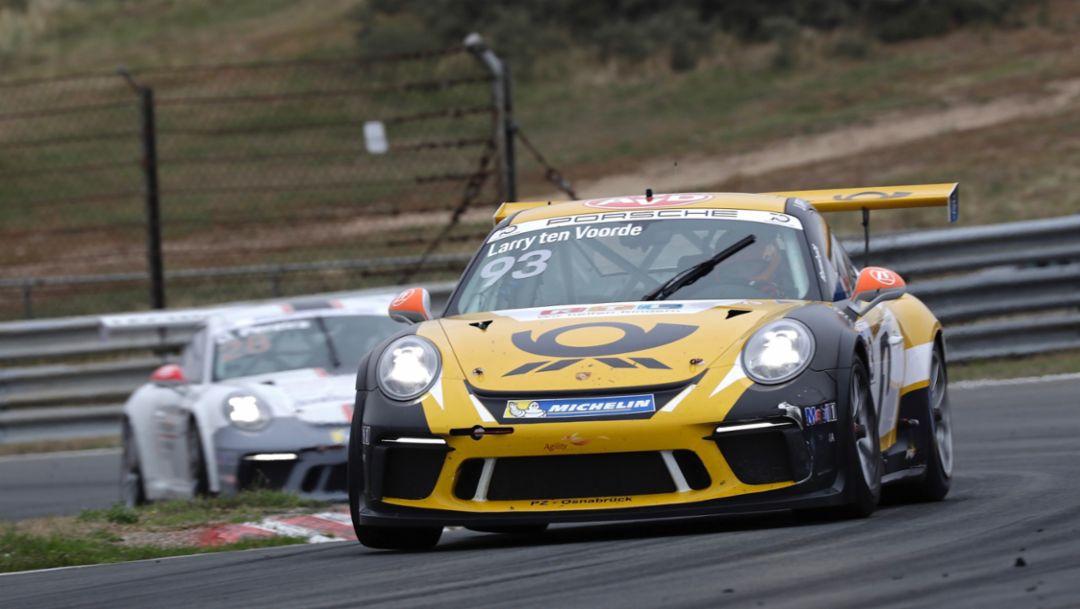 911 GT3 Cup, Porsche Carrera Cup Deutschland, Lauf 10, Zandvoort, 2018, Porsche AG