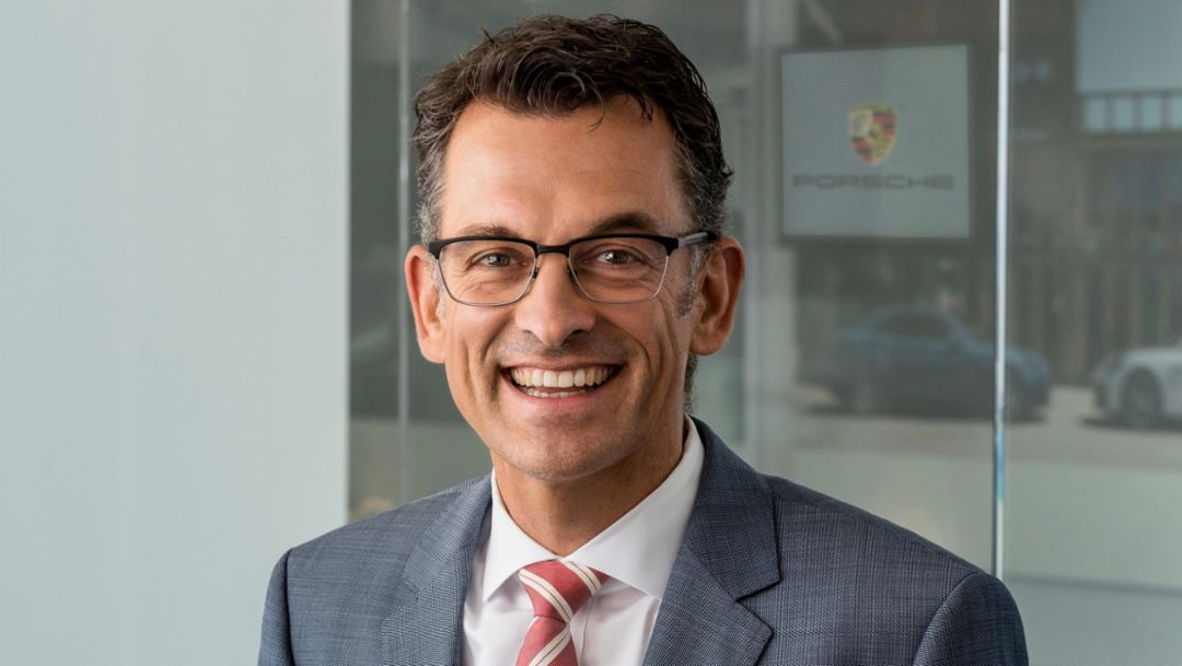 Alexander Pollich, 2017, Porsche AG