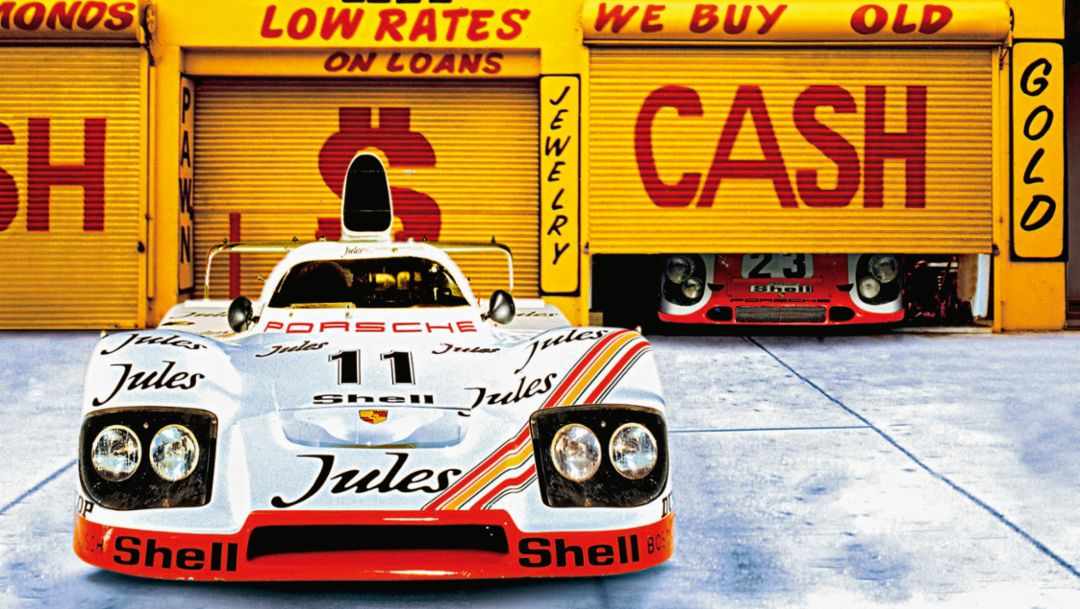 Prototyp 944, Le Mans, 1981, Studio Orel