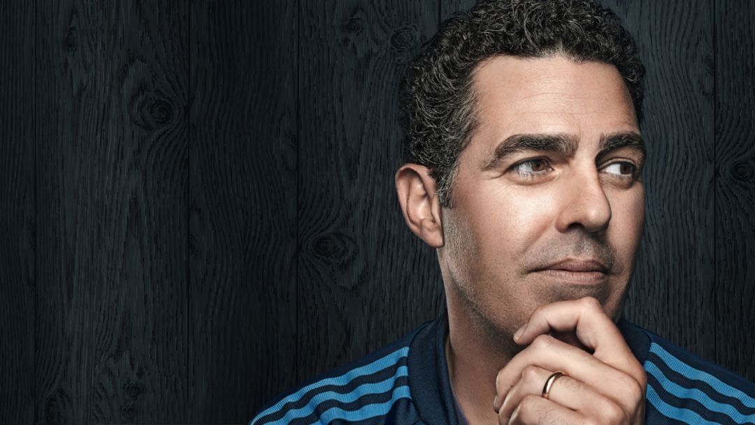 Porsche 911 Love: Adam Carolla im Interview