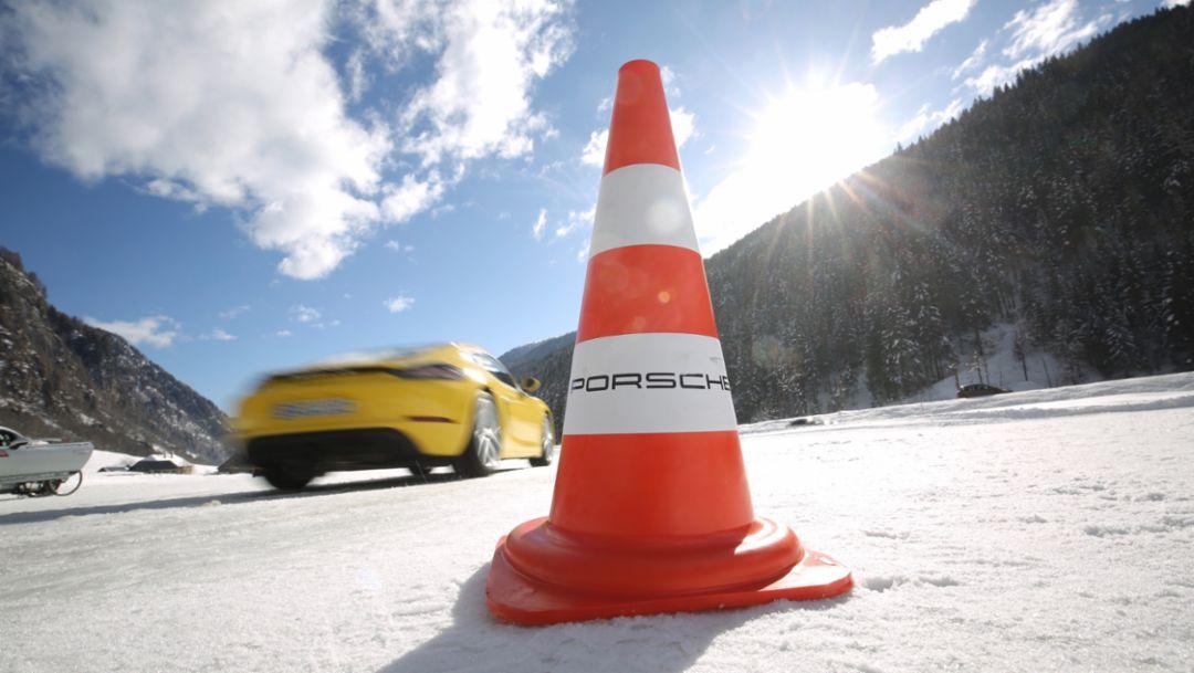 Porsche Driving Experience, Salzburg, 2018, Porsche AG