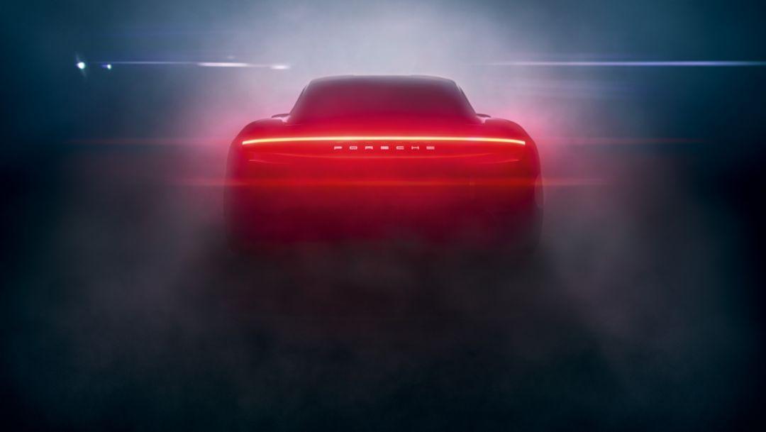 Мировая премьера Porsche Taycan на NewsTV.porsche.com