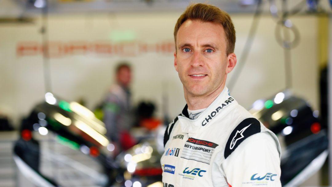 Timo Bernhard, Porsche works driver, KÜS Team75 Bernhard, 2018, Porsche AG