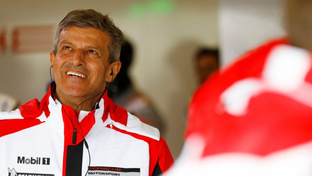 Fritz Enzinger, 2018, Porsche AG
