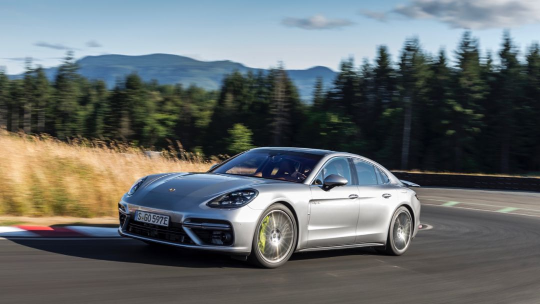 A measure of power: The Porsche powertrain