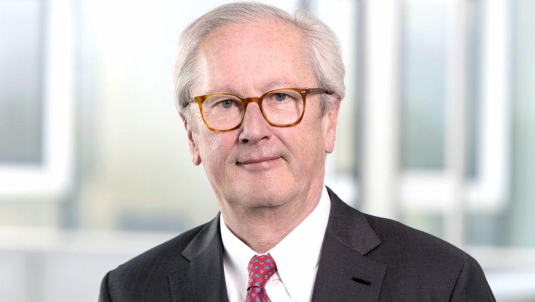 Albert Moser, 2018, Porsche AG