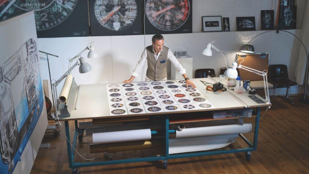 Speed gives him a thrill: Artist Etienne Salomé