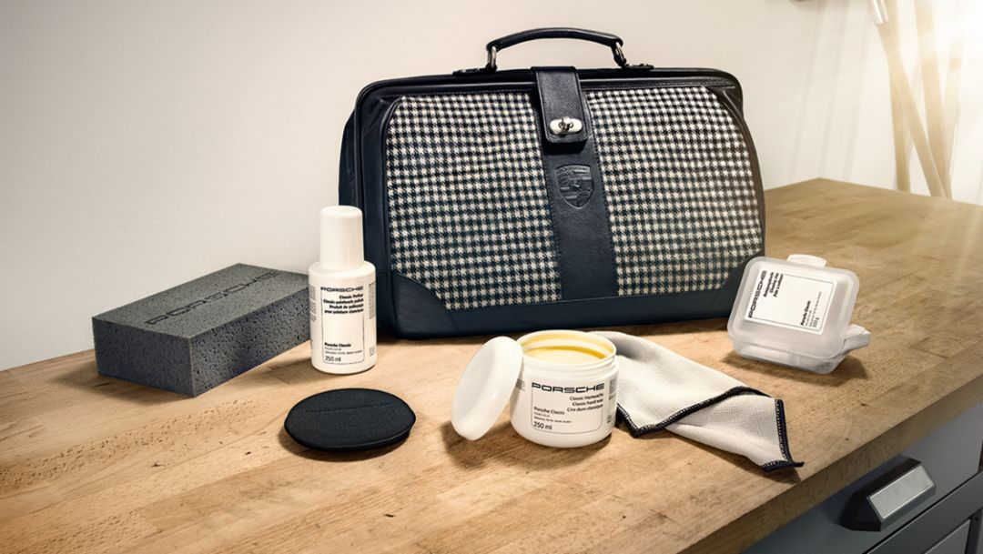 Porsche Classic care kit, 2015 , Porsche AG