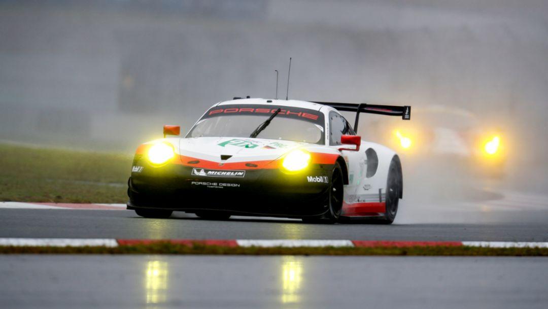 911 RSR, WEC, Qualifying, Fuji, 2017, Porsche AG