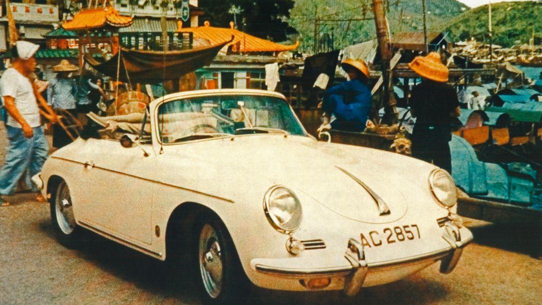 Porsche 356 B Cabriolet, 1961, Porsche AG