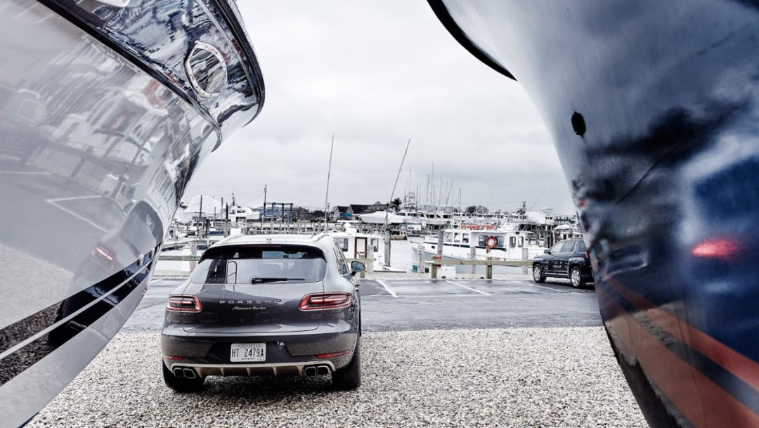Porsche Macan Turbo, 2015, Porsche AG