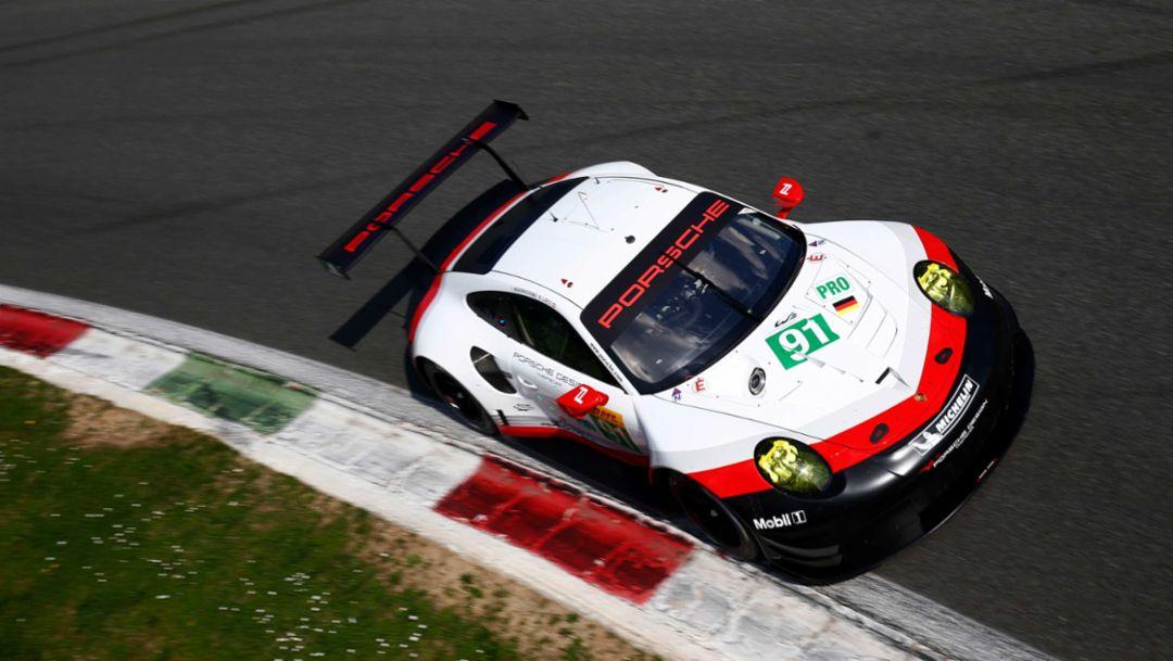 911 RSR, WEC Prologue, Monza, 2017, Porsche AG