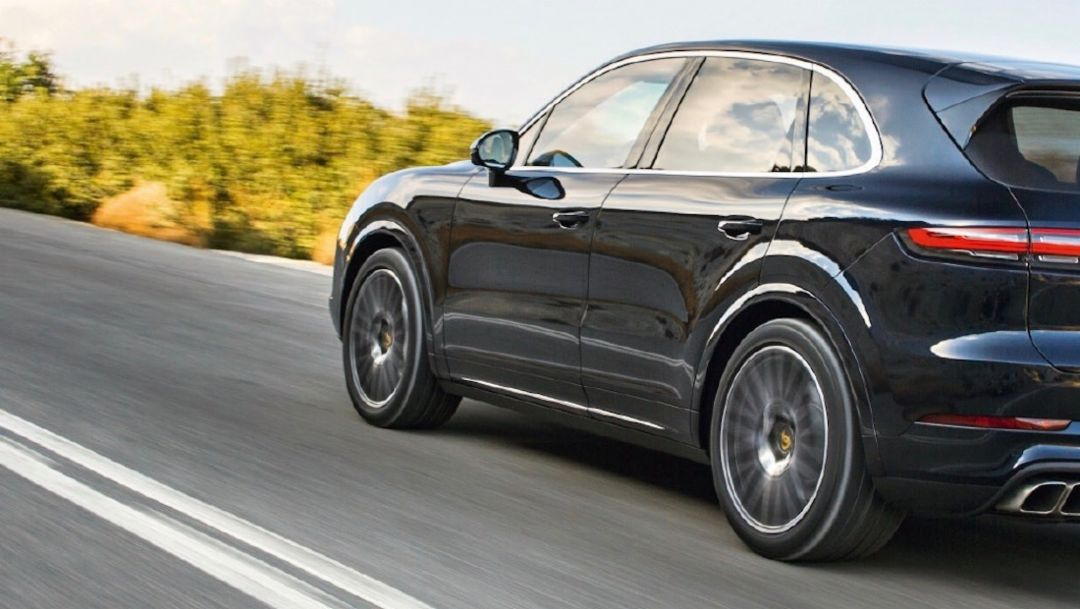 Cayenne Turbo, 2019, Porsche AG