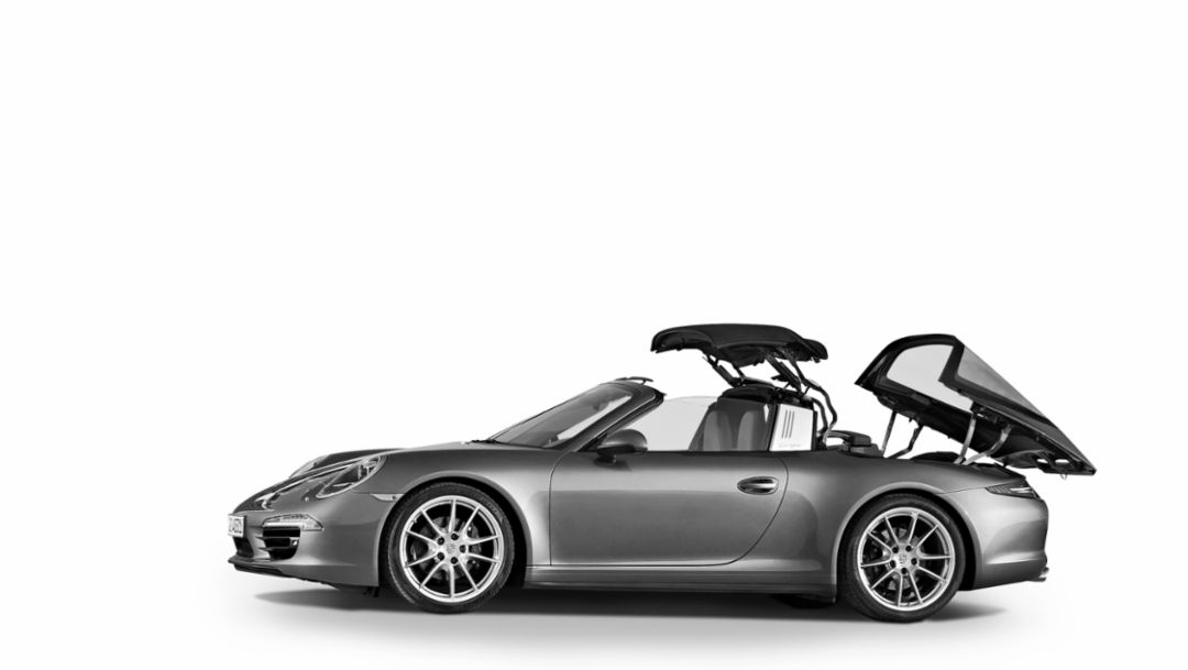 911 Targa, 2018, Porsche AG
