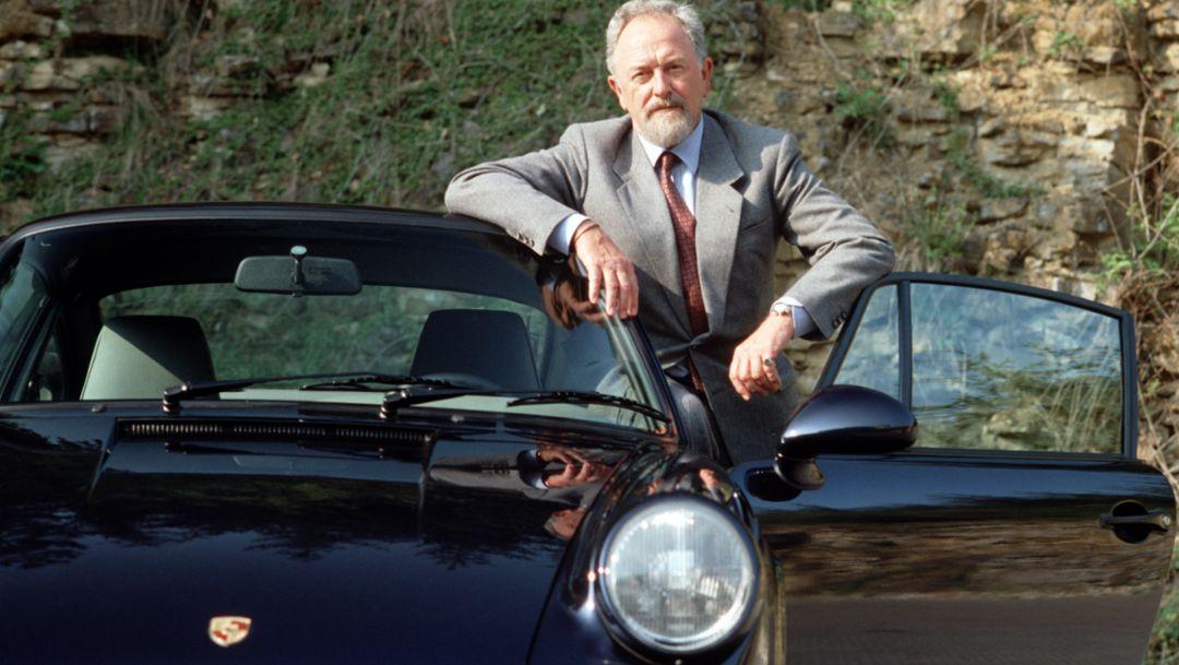 Se cumple el 84º aniversario del nacimiento de Ferdinand Alexander Porsche