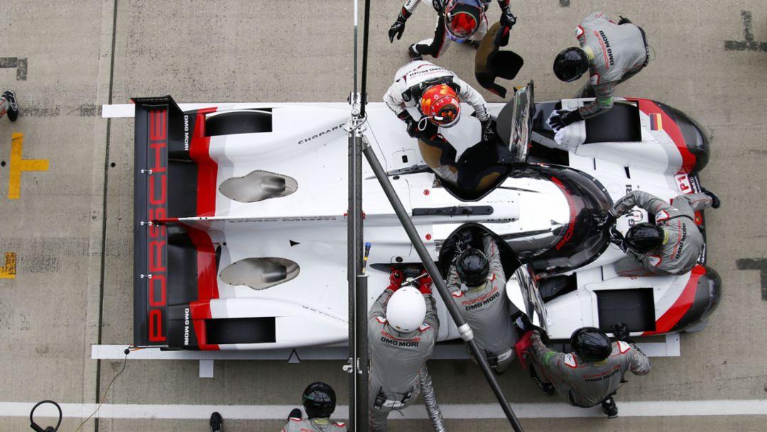 919 Hybrid, WEC, Silverstone, 2017, Porsche AG