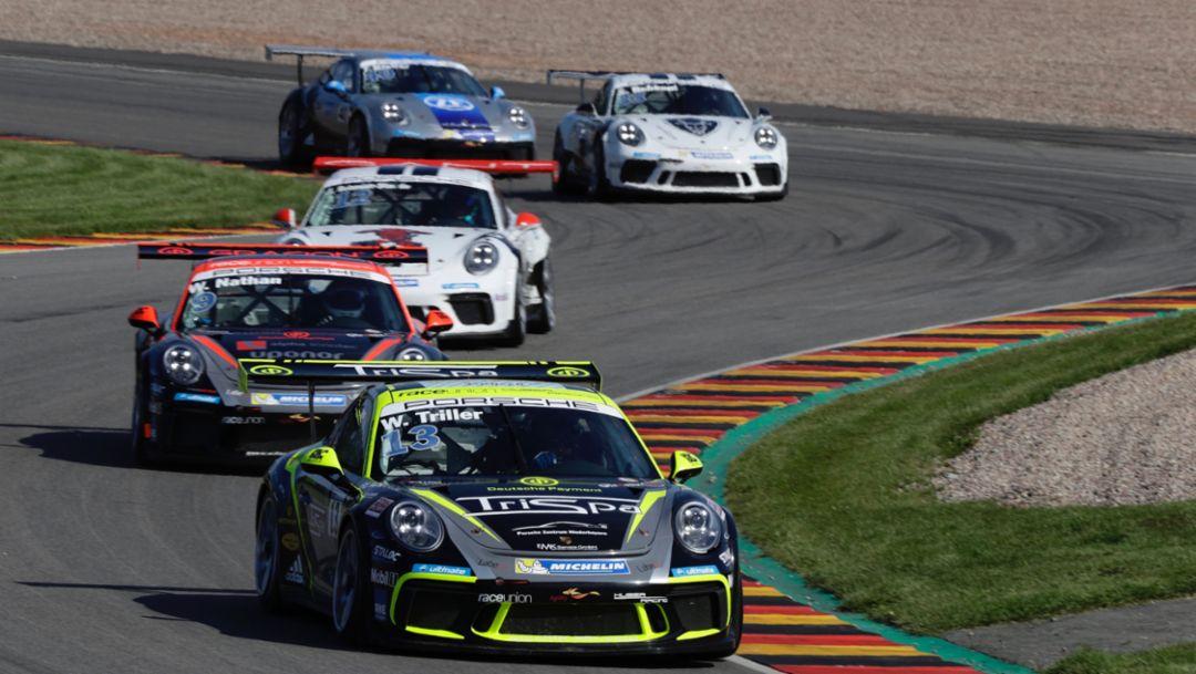 911 GT3, Porsche Carrera Cup Deutschland, 2017, Porsche AG